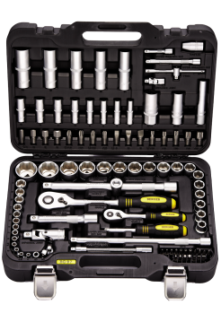 Набор инструментов BERGER 97 предметов