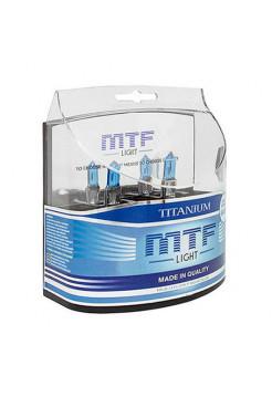 Лампа галогенная MTF Titanium (2 шт.)