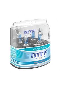 Лампа галогенная MTF Vanadium (2 шт.)
