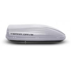 Автобокс Terra Drive 440, 175x85x44, серый.